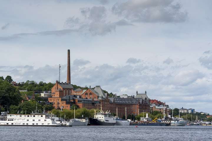 Photograph of Brewery Stockholm 1