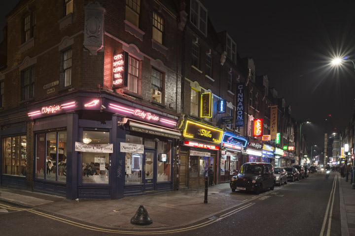 Photograph of Brick Lane 3