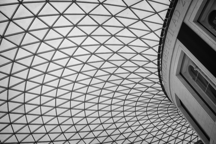Photograph of British Museum 1