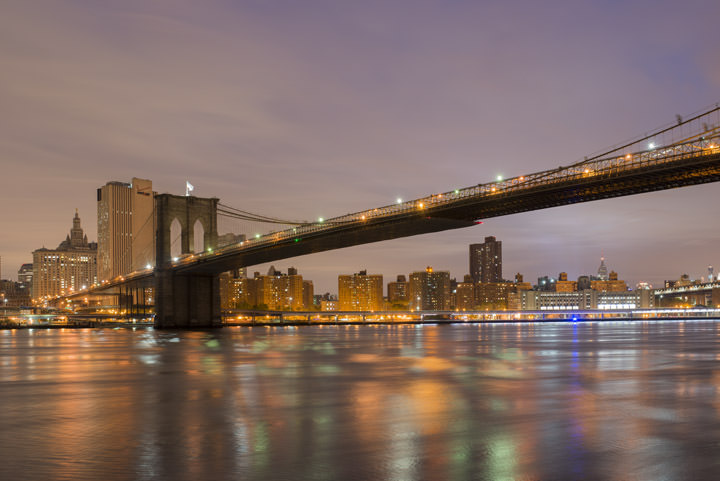 Photograph of Brooklyn Bridge 15