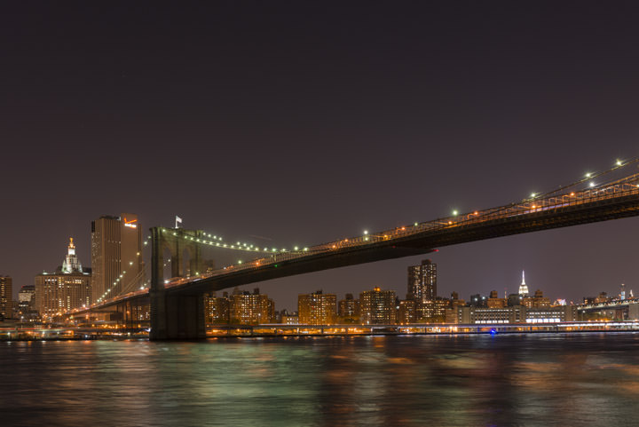 Photograph of Brooklyn Bridge 18