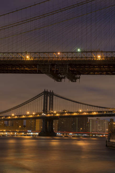 Photograph of Brooklyn Bridge 23