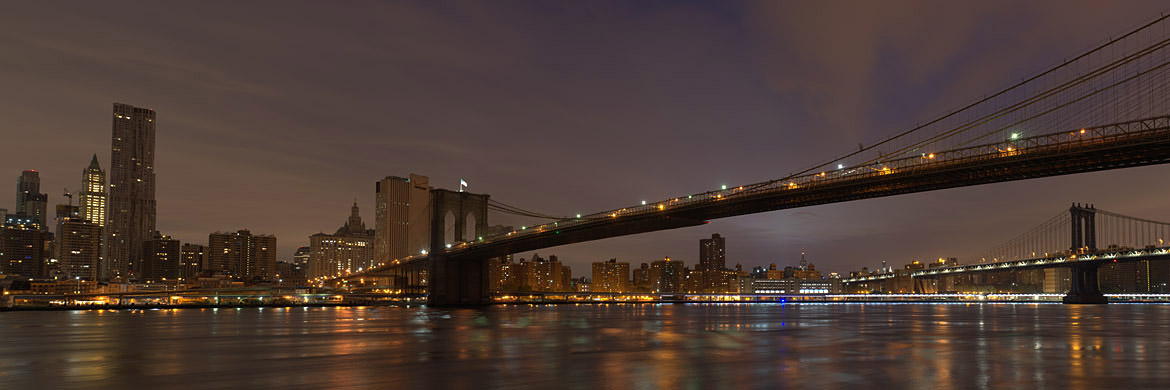 Photograph of Brooklyn Bridge 24