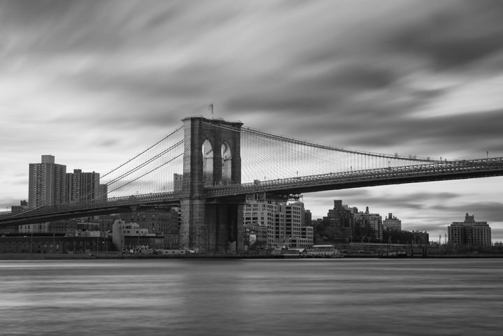Photograph of Brooklyn Bridge 3