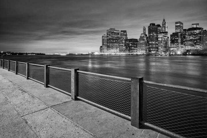 Photograph of Brooklyn Waterfront 1