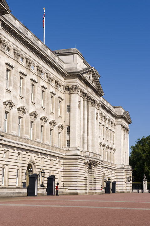 Photograph of Buckingham Palace 1