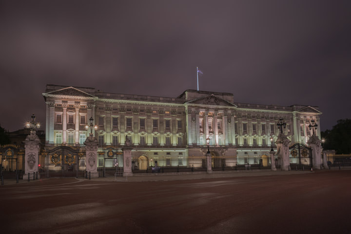 Photograph of Buckingham Palace 11