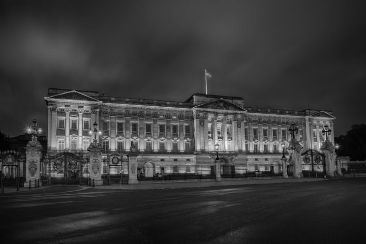 Photograph of Buckingham Palace 12
