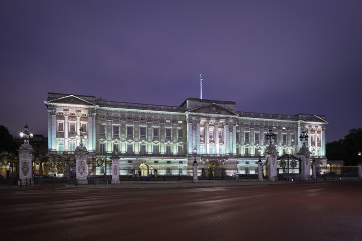 Photograph of Buckingham Palace 13
