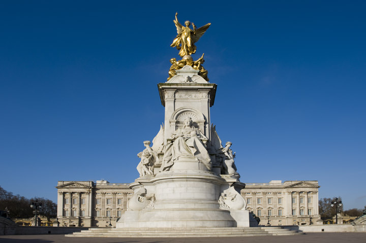 Photograph of Buckingham Palace 3
