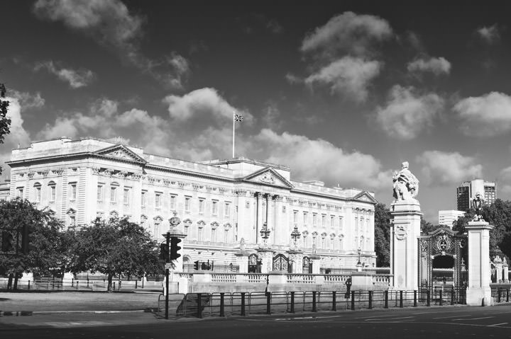 Photograph of Buckingham Palace 6