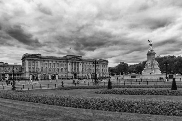 Photograph of Buckingham Palace 7