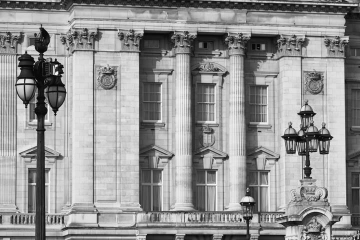 Buckingham Palace - Detail