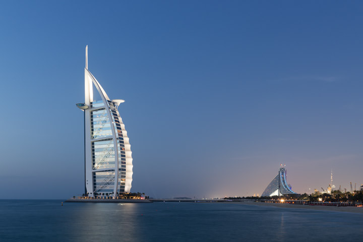 Photograph of Burj Al Arab - Dubai 2