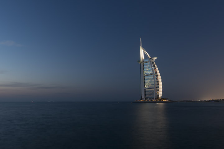 Photograph of Burj Al Arab - Dubai 3