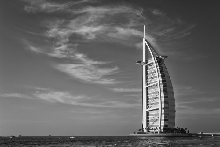 Black And White Prints Dubai