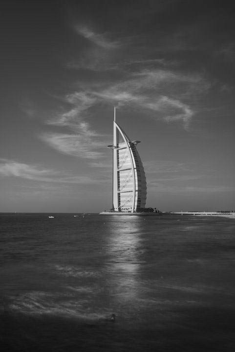 Photograph of Burj Al Arab - Dubai 5