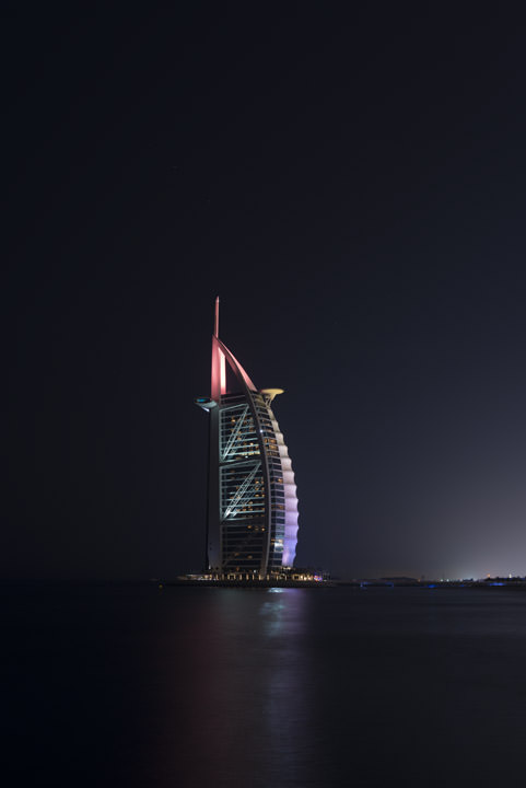 Photograph of Burj Al Arab - Dubai 6