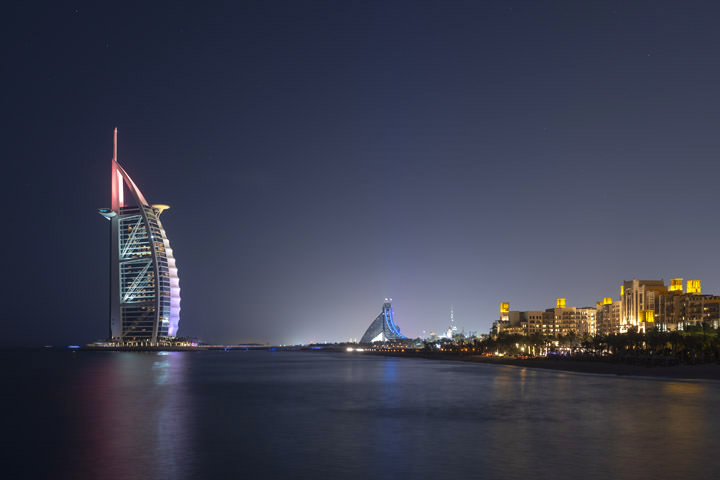 Photograph of Burj Al Arab Dubai 9