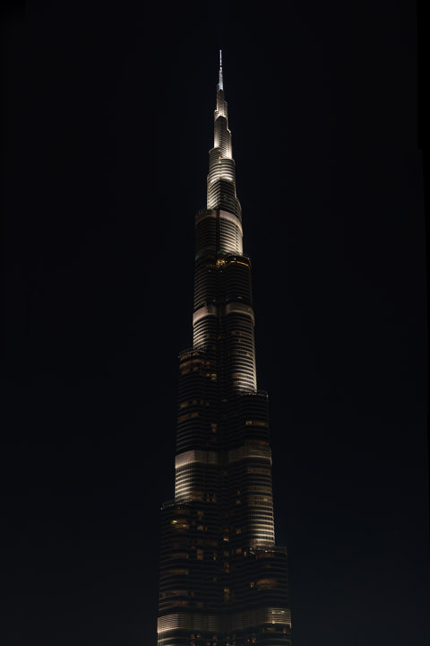 Photograph of Burj Khalifa - Dubai 1