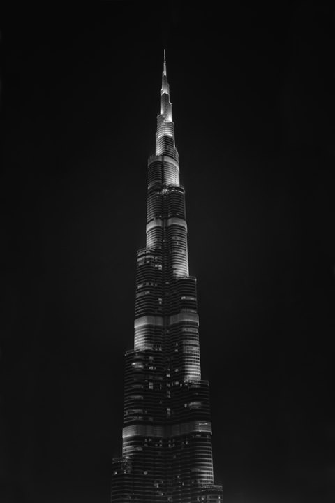 Photograph of Burj Khalifa - Dubai 3