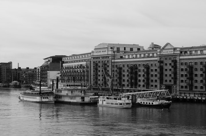 Photograph of Butlers Wharf 1