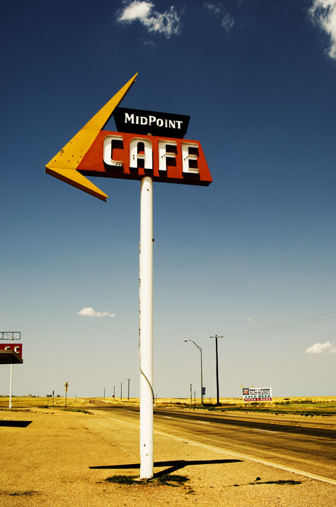 Photograph of Cafe - Route 66 2