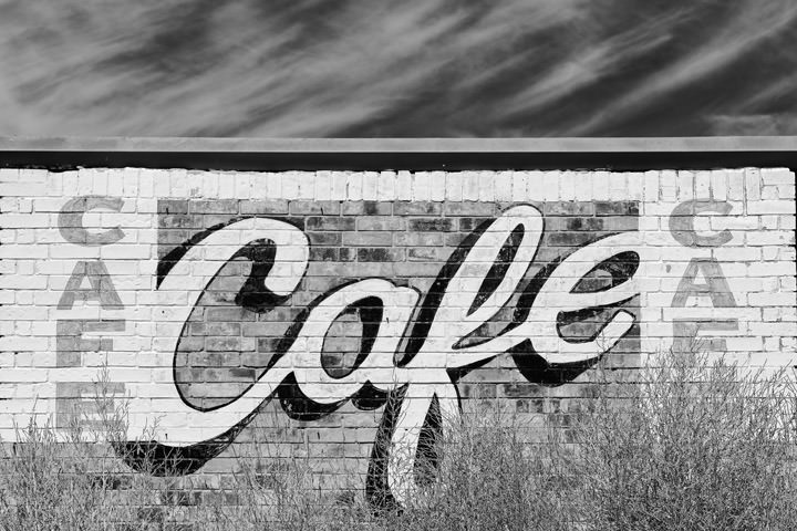 Cafe  Route 66 - Santa Rosa - New Mexico