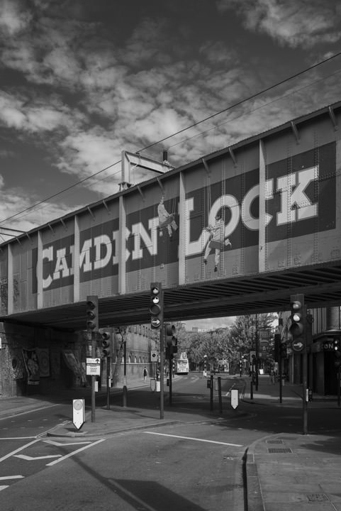Photograph of Camden Town 1