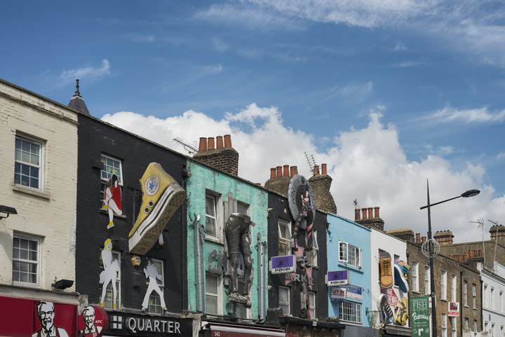 Photograph of Camden Town 2