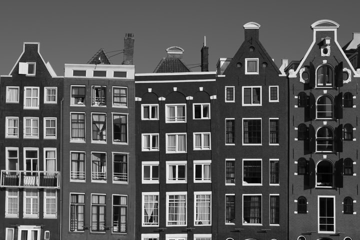 Canal Houses 4 Amsterdam