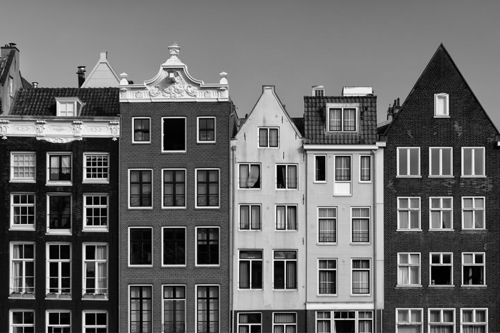 Canal Houses 6 Amsterdam