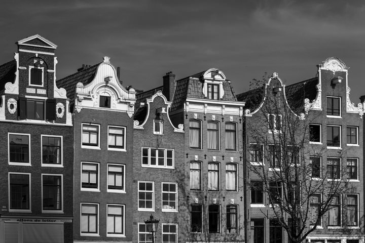 Canal Houses 8 Amsterdam