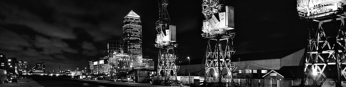 Photograph of Canary Wharf 1