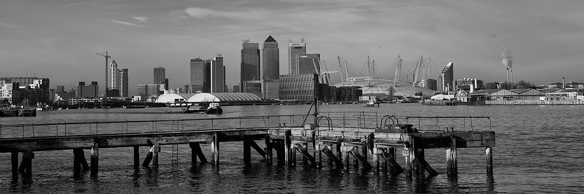 Photograph of Canary Wharf 10