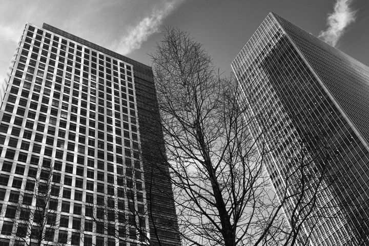 Photograph of Canary Wharf 13