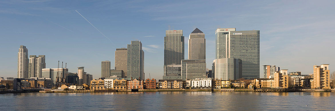 Photograph of Canary Wharf 16