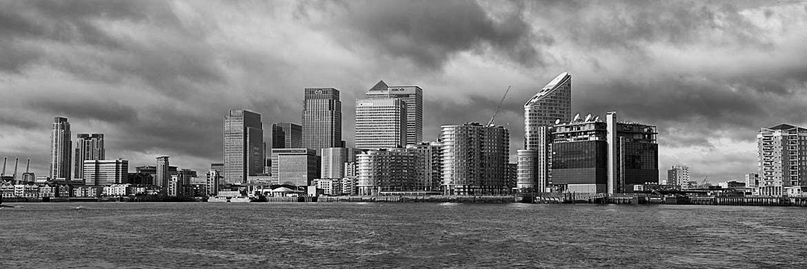 Photograph of Canary Wharf 17