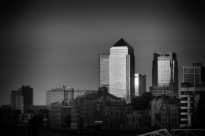 Photograph of Canary Wharf 22