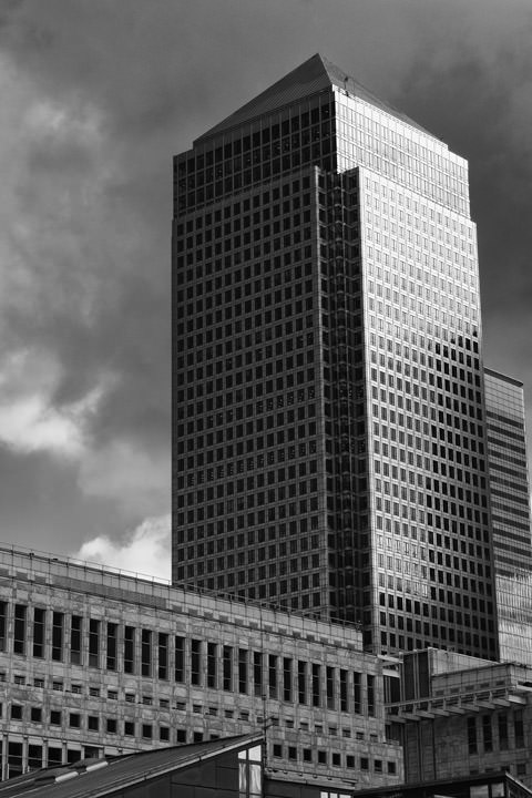 Photograph of Canary  Wharf  23