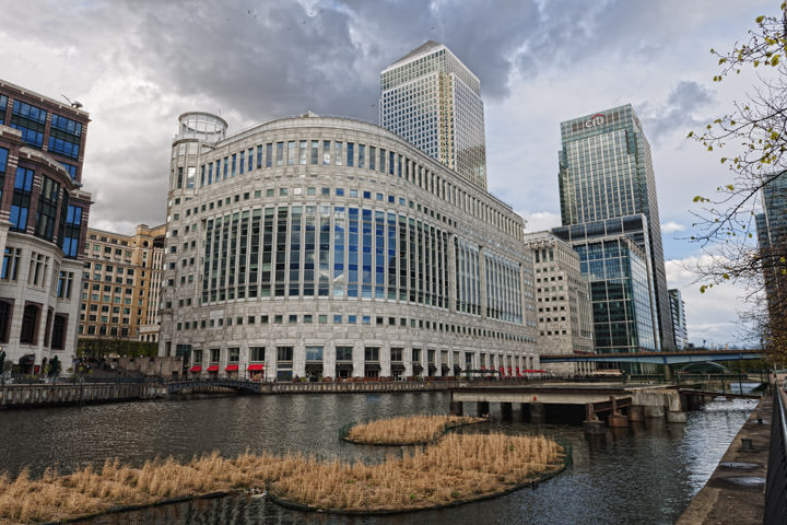 Photograph of Canary Wharf 25
