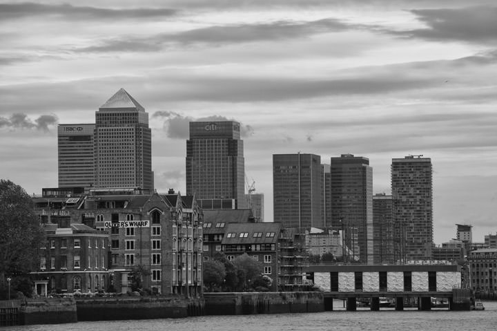 Photograph of Canary Wharf 27