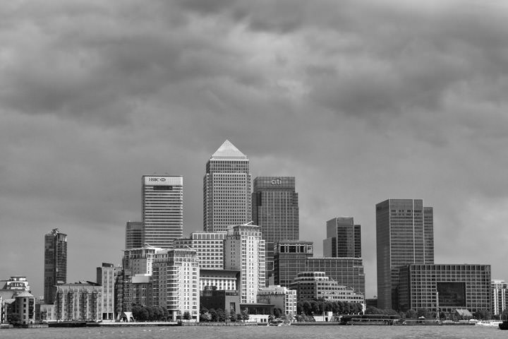 Photograph of Canary Wharf 30