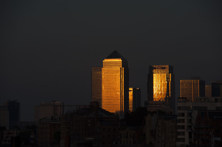 Photograph of Canary Wharf 31