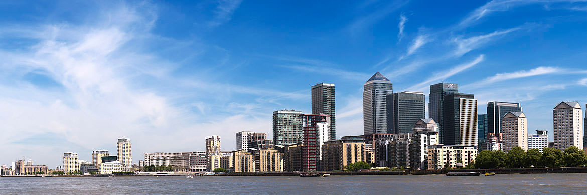 Photograph of Canary Wharf 33