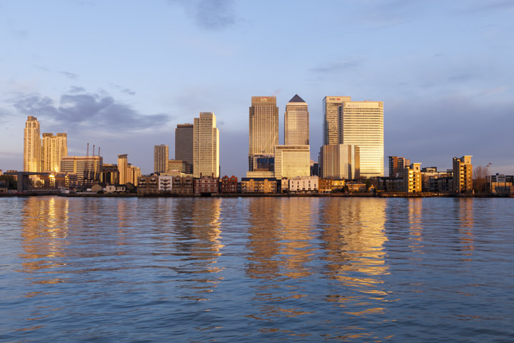Photograph of Canary Wharf 35