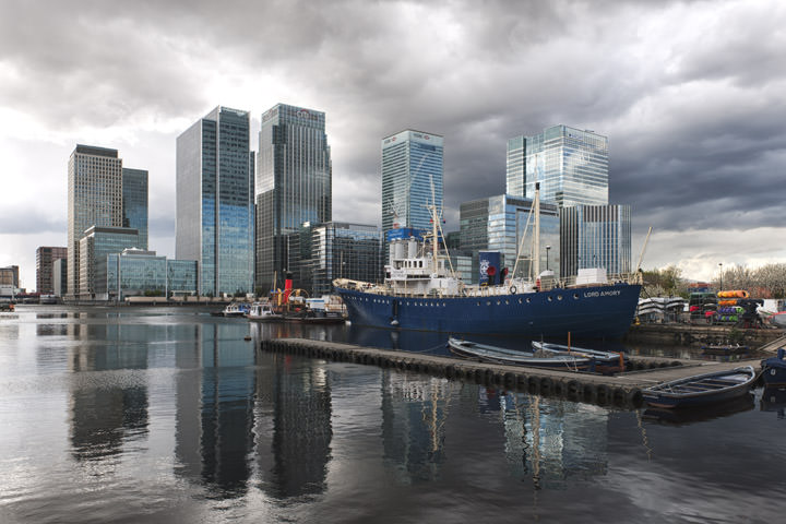 Photograph of Canary Wharf 36