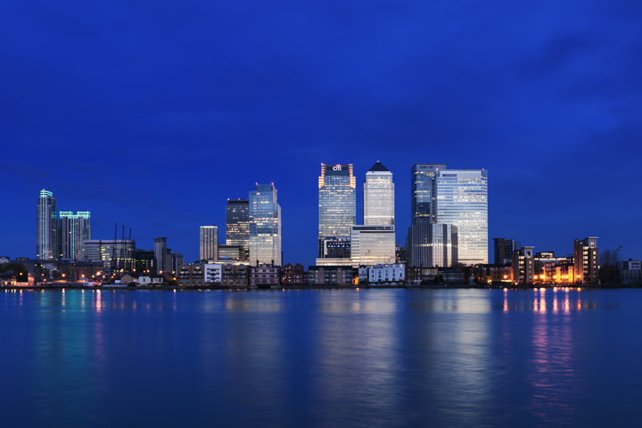 Photograph of Canary Wharf 39
