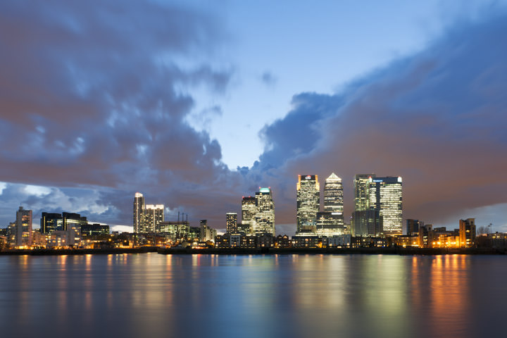 Photograph of Canary Wharf 42