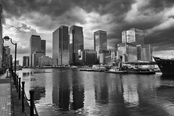 Photograph of Canary Wharf 43